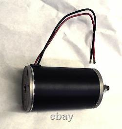 1 hp 12 high Volt DC Electric Motor Battery Powered 3000 RPM