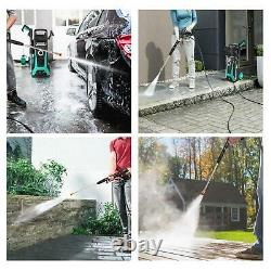2000PSI 2.1GPM Electric Pressure Washer High Power Cleaner Machine Water Sprayer