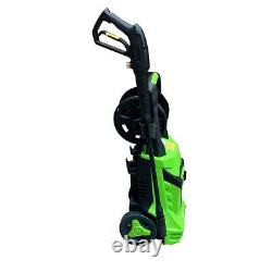 2100PSI 1.72GPM Electric Pressure Washer High Powerful Water Cleaner Machine Kit