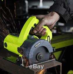 220V High Power Multi-function Electric Marble Tile Brick Cutter Saw 1500W 110mm
