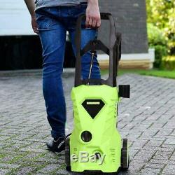 2600 PSI 1.6GPM Electric Pressure Washer High Power Auto Water Cleaner Machine