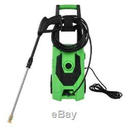 3000PSI 1.7GPM Electric Pressure Washer High Power Water Cleaner Jet Machine New