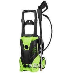 3000PSI 1.80GPM Electric High Pressure Washer, Power Pressure Washer Machine Kit