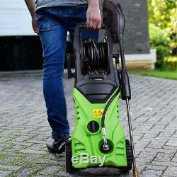 3000PSI 1.80GPM Electric Pressure Washer, High Power Auto Water Cleaner Machine
