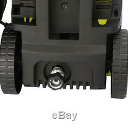 3000PSI 1.80GPM Electric Pressure Washer High Power Water Cleaner Machine