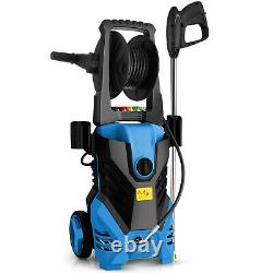 3000PSI 1.8GPM Electric Pressure Washer High Power Water Cleaner Sprayer 1800W