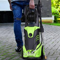 3000PSI 1.8GPM Electric Pressure Washer High Power Water Cleaner Sprayer 2020