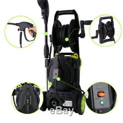 3000PSI 2.40GPM Electric Pressure Washer, Water Cleaner High Power Sprayer Tank