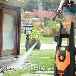 3500PSI 1.8/2.4/2.8GPM Electric Pressure Washer Portable High Power Cleaner Kit