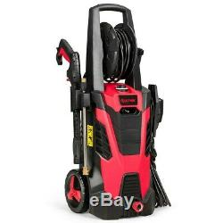 3500PSI 2.1GPM Electric Pressure Washer High Power Water Cleaner Jet Machine US