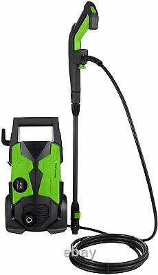 3500PSI 2.4GPM Electric Pressure Washer High Power Portable Cleaner Sprayer