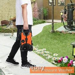 3500PSI 2.4GPM Electric Pressure Washer High Power Water Cleaner Sprayer Kit