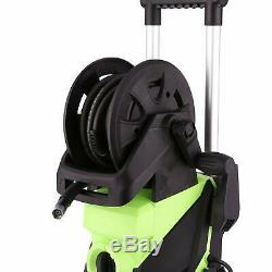 3500PSI 2.60GPM Electric Pressure Washer High Power Cold Water Cleaner Home-Use