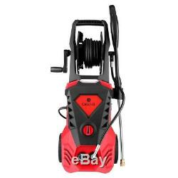 3500PSI 2.60GPM Electric Pressure Washer High Power Cold Water Cleaner Machine