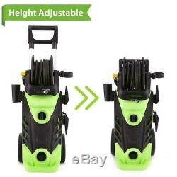 3500PSI 2.6GPM Electric Pressure Washer High Power Cold Water Cleaner Machines