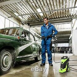 3500PSI 2.6GPM Electric Pressure Washer High Power Compact Cleaner Machine 4Tips