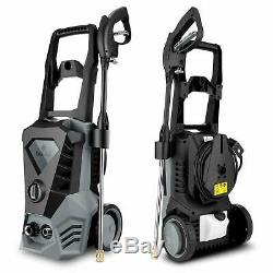 3500PSI 2.8GPM Electric Pressure Washer High Power Auto Water Cleaner Machine