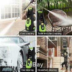 3500PSI 2.8GPM Electric Pressure Washer High Water Power Cleaner Jet Machine NEW
