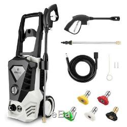 3500PSI Electric Pressure Washer High Powered House Cleaning Cleaner Portable US