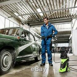 3500PSI High Power Water Electric Pressure Washer 1800W 2.6GPM Cleaner Machine