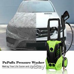3600PSI High Power Water Electric Pressure Washer 1800W 2.8 GPM Cleaner Machine