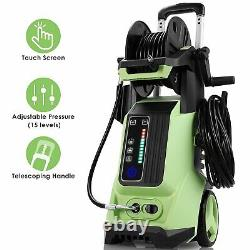 3800PSI 2.8GPM Electric Pressure Washer High Power Cleaner Water Sprayer Machine