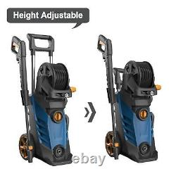 3800PSI 2.8GPM Electric Pressure Washer High Power Water Cleaner Sprayer USA