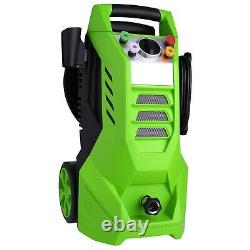 3800PSI Electric High Pressure Power Washer Machine Cars Fence Patio Deck Home