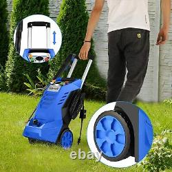 3800PSI Electric Pressure Washer 2000W High Power Cold Water Cleaner Machine
