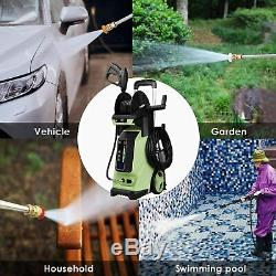 3800 PSI 2.8 GPM Smart Pressure Washer Electric High Power Pressure Cleaner Kit