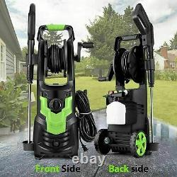 4000PSI/3.0GPM Electric Pressure Washer 2000W, High Power Cleaner Water Sprayer09