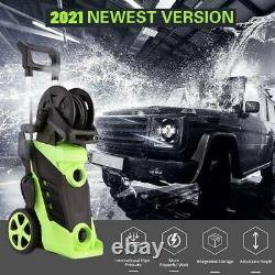 4000PSI\3.0GPM Electric Pressure Washer 2000W. High Power Cleaner Water Sprayer#
