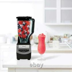 Commercial High Power Blender Pitcher Professional Mixed Grade Smoothies Shakes