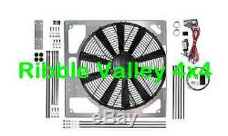 Da8968 Land Rover Defender Discovery Td5 Revotec 15.2 High Power Suction Fan