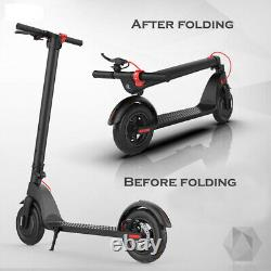 Electric Scooters Foldable Adult two-wheeled 8.5 inch High-power Lithium Battery