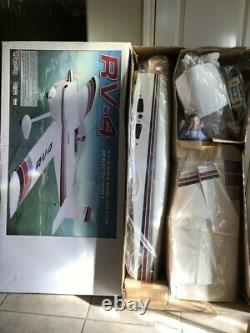 Great Planes 1/4 Scale RV-4 ARF nitro, electric or gas powered. High quality