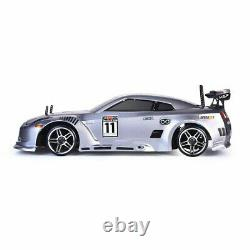 HSP 94123 110 RC Car Electric High Power 4WD On Road Racing Speed Drift Vehicle