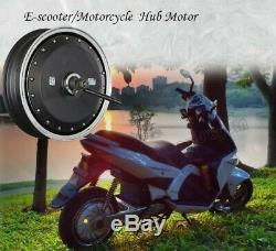 High Powered 8KW 72V Brushless Electric Motorcycle Scooter Conversion Kit 65mph