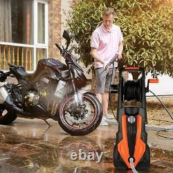 Hot! 3800PSI Pressure Washer 3.0GPM Portable Electric High Power Washer Machine