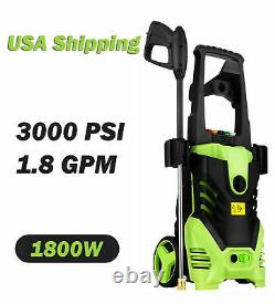 Mrliance 3800PSI 3.0GPM Electric Pressure Washer High Power Water Clean Machine
