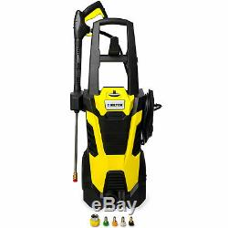 NEW Electric High Pressure Power Washer 3000PSI 1.7GPM Cleaner Machine with Hose
