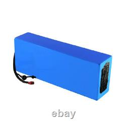 New 60V 30ah1500W high-power electric bicycle scooter battery pack + 2A charger