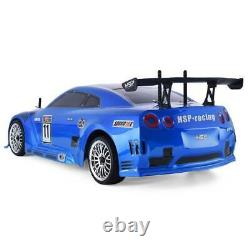 New Hsp Racing Rc Drift Car High Quality 4wd 110 Electric Power On Road Rc Car
