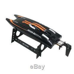 Radio Remote Control Motor Speed Boat RC Racing Boat Powerful High Speed Water