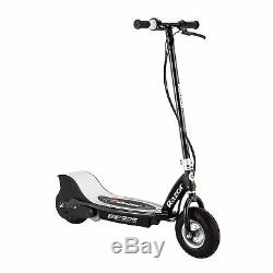 Razor E325 Adult Ride-On 24V High-Torque Motor Electric Powered Scooter, Black