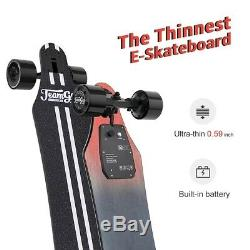 Teamgee H5 Electric Longboard Skateboard High-performance battery Powered Ride